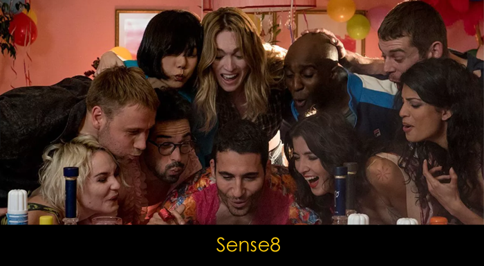Sense8 dizi incelemesi
