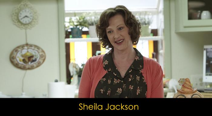 Shamless Oyuncuları - Sheila Jackson