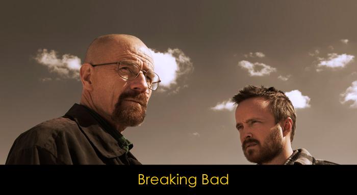 Suç dizileri - Breaking Bad