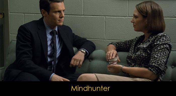 suç dizileri - Mindhunter