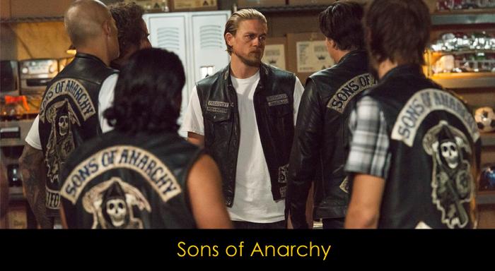 Suç dizileri - Sons of Anarchy