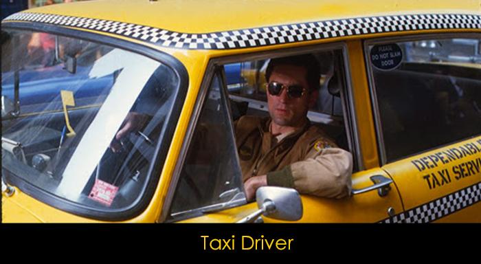 Psikolojik Filmler - Taxi driver