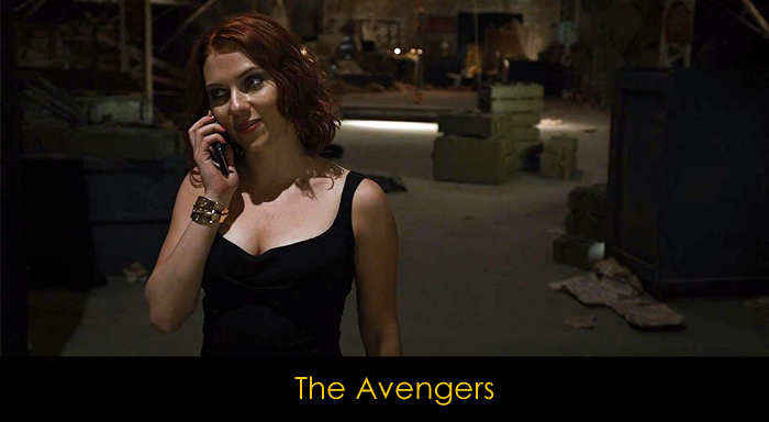 The Avengers film incelemesi