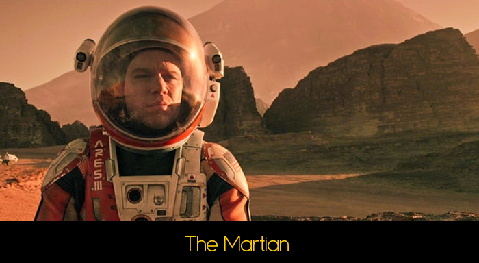 Matt Damon Filmleri - The Martian