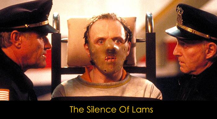 Psikolojik Filmler - The Silence of Lams