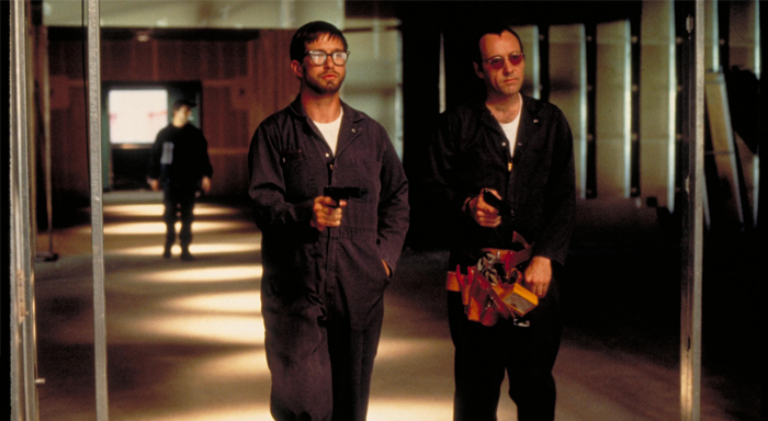 Usual Suspects film incelemesi