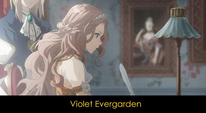 Netflix Animeleri - Violet Evergarden