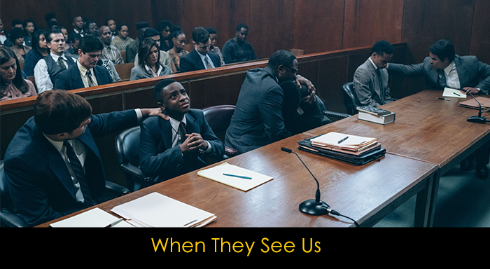 En İyi Mini Diziler - When They See Us