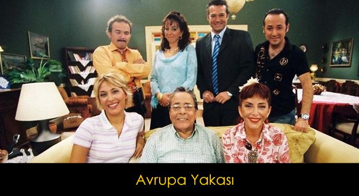 En İyi yerli sitcom dizileri - Avrupa Yakası