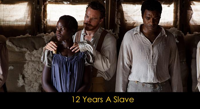 Gerçek Hayattan Uyarlanan En İyi 10 Film - 12 Years A Slave