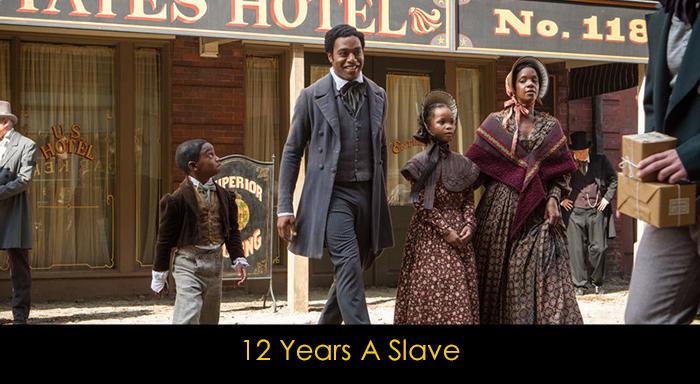 En İyi Dram Filmleri - 12 Years a Slave