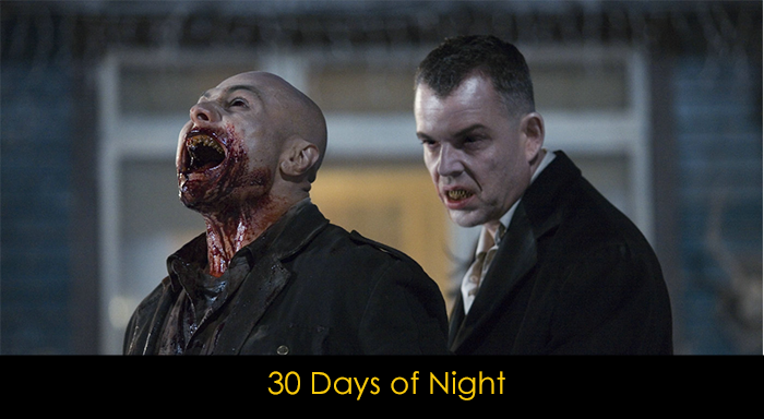 en iyi vampir filmleri - 30 Days Night