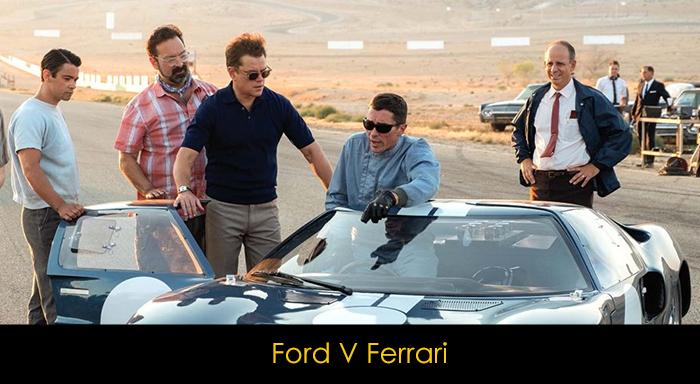 Christian Bale Filmleri - Ford V Ferrari