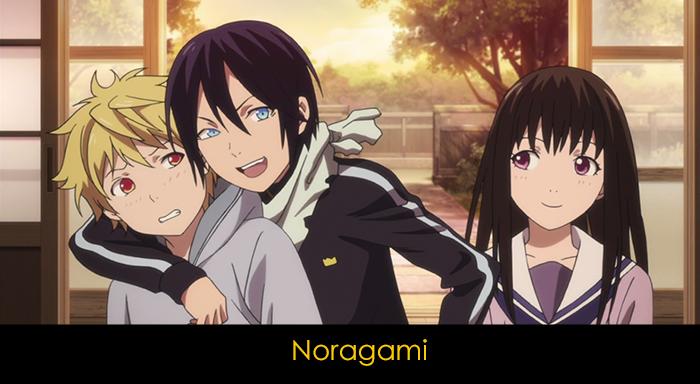 En iyi 20 anime - Noragami