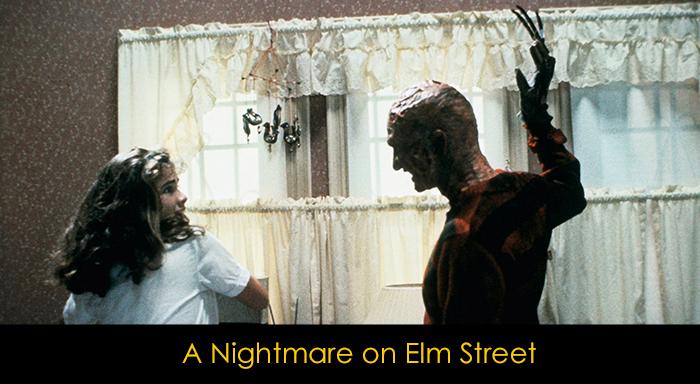 En İyi Korku Filmleri - A Nightmare on Elm Street