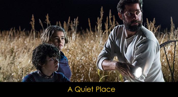 En İyi Korku Filmleri - A Quiet Place