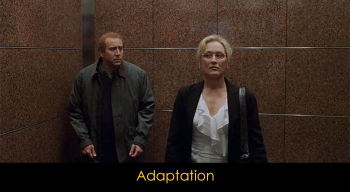 Nicolas Cage filmleri - Adaptation