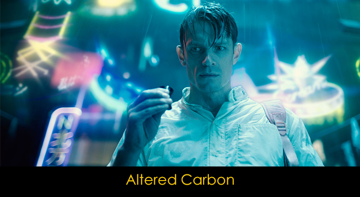 En İyi Amerikan Netflix dizileri - Altered Carbon