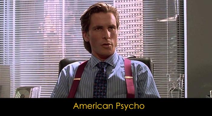 En İyi Christian Bale Filmleri - American Psycho