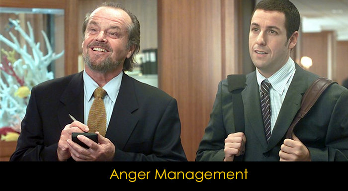 En İyi Adam Sandler Filmleri - Anger Management