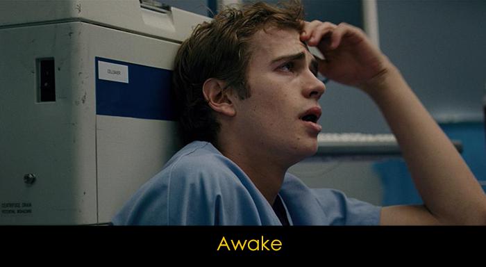 Tıp Öğrencilerine Hitap Eden Filmler - Awake