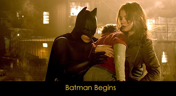 DC Filmleri - Batman Begins