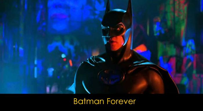 DC Filmleri - Batman Forever