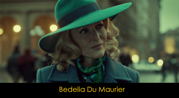 Hannibal dizisi karakterleri - Bedelia Du Maurier