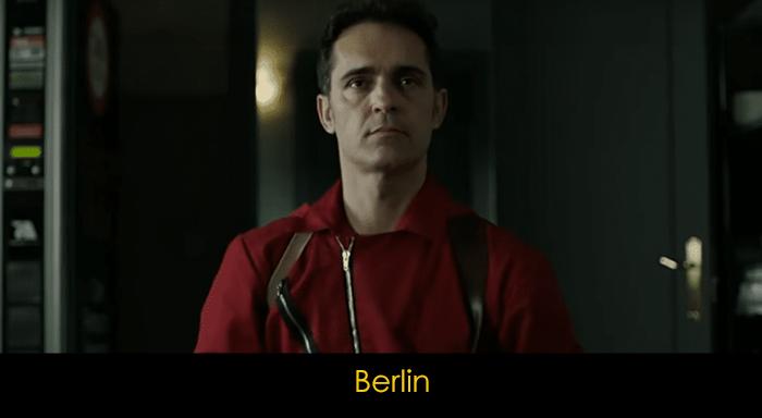 La Casa De Papel Oyuncuları - Berlin