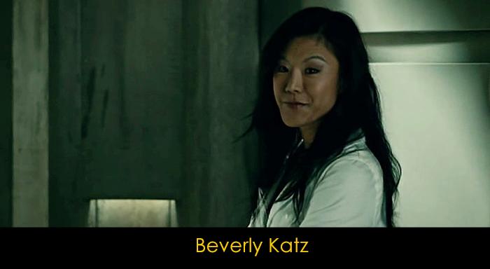 Hannibal dizisi karakterleri - Beverly Katz