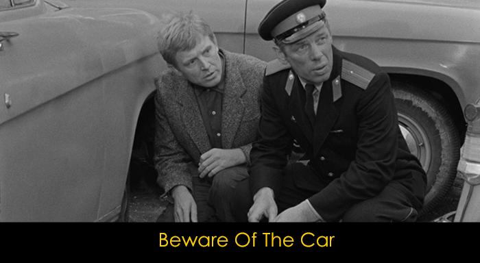 En İyi Rus Filmleri - Beware of the Car