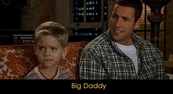 En İyi Adam Sandler Filmleri - Big Daddy