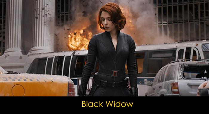 Marvel filmleri vizyon tarihi - Black Widow
