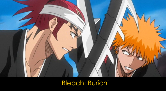 En iyi 20 anime - Bleach