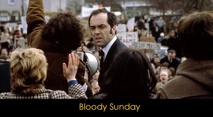 En İyi İrlanda Filmleri - Bloody Sunday