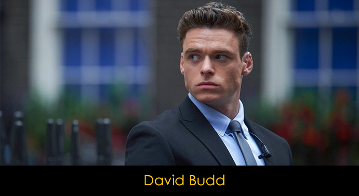 Bodyguard dizisi oyuncuları - David Budd