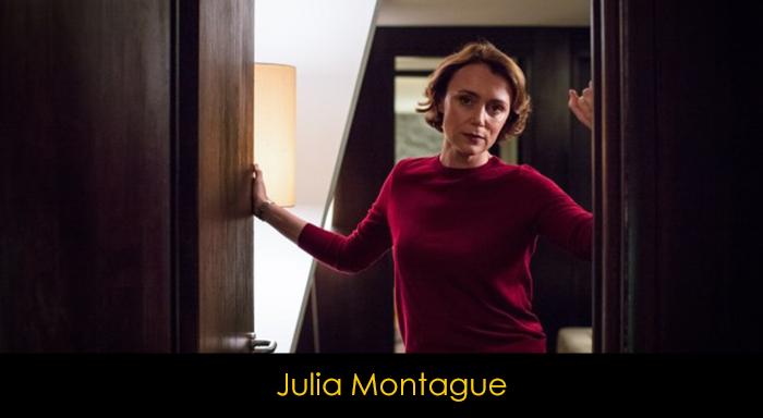 Bodyguard dizisi oyuncuları - Julia Montague