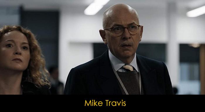 Bodyguard dizisi oyuncuları - Mike Travis