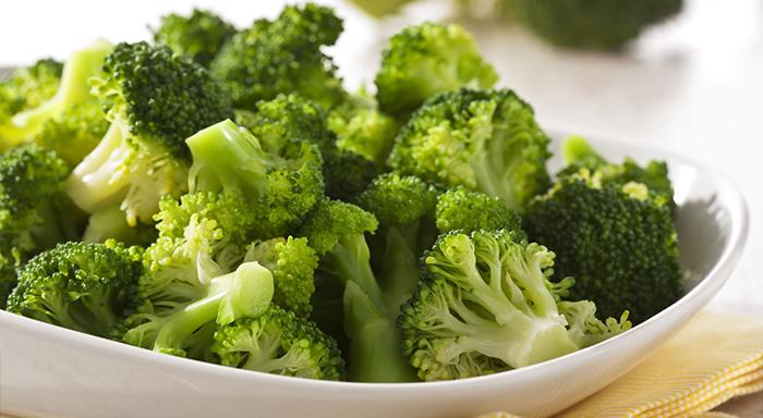Düşük kalorili sebzeler - Brokoli