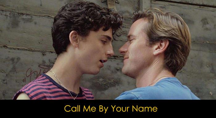 En İyi Aşk Filmleri - Call Me By Your Name