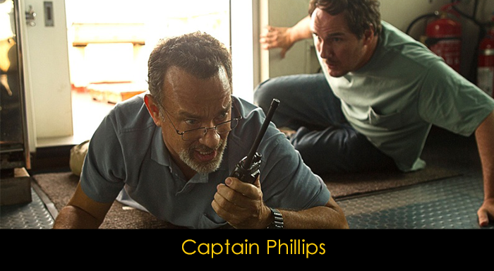 Gerçek Hayattan Uyarlanan En İyi 10 Film - Captain Phillips