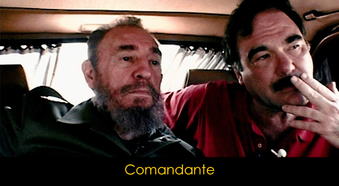 En İyi Oliver Stone Filmleri - Comandante
