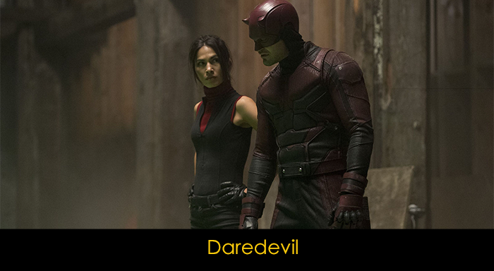 Çizgi roman dizileri - Daredevil