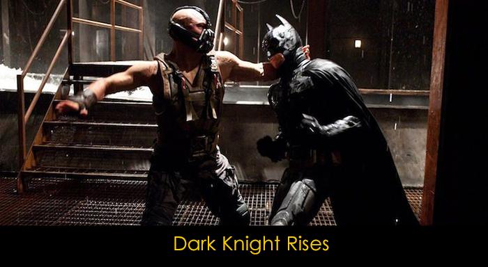 DC Filmleri - Dark Knight Rises