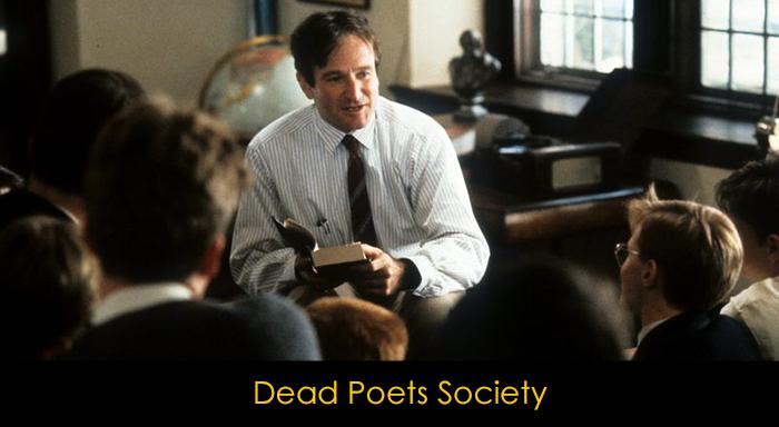 Motivasyon filmleri - Dead Poets Society