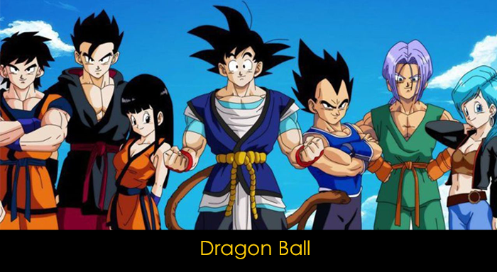 En iyi 20 anime - Dragon Ball