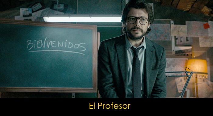 La Casa De Papel Oyuncuları - Profesör
