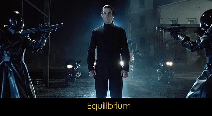 En İyi Christian Bale Filmleri - Equilibrium