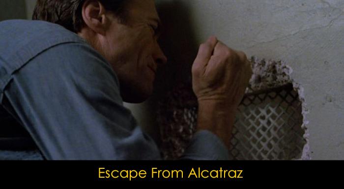 En İyi Kaçış Filmleri - Escape From Alcatraz