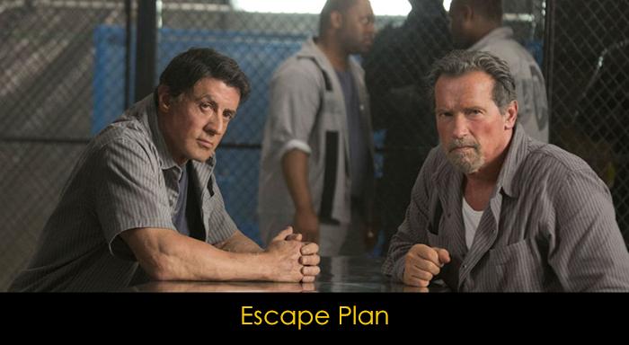En İyi Kaçış Filmleri - Escape Plan